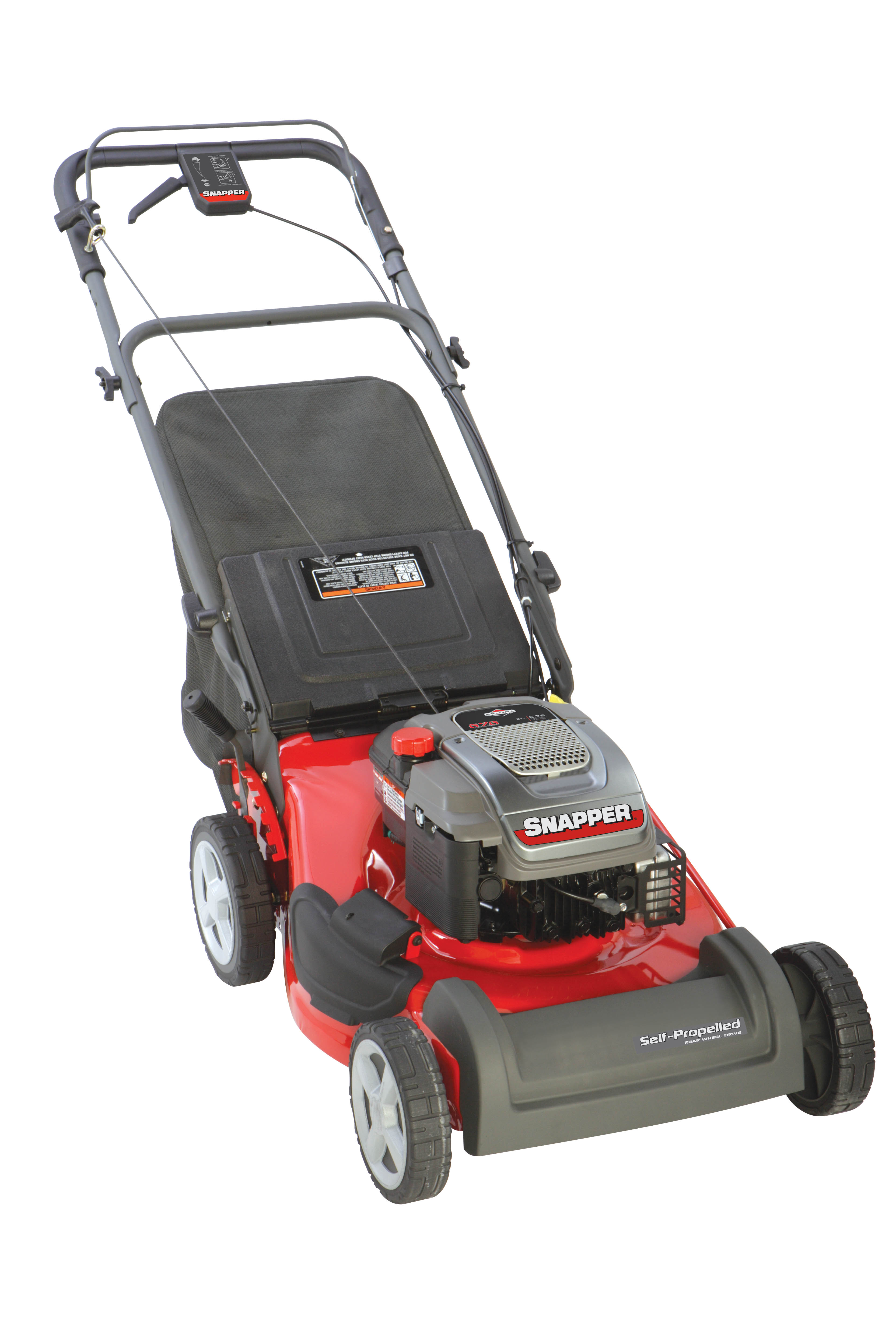 Snapper SPV21675 Mower